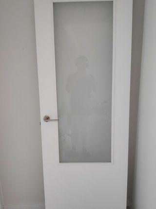 Puerta entrada cocina nueva