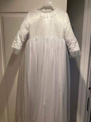 Vestido de comunión Petritas talla 12