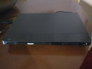 Reproductor Blu-ray, Blu-ray 3D y DVD Philips