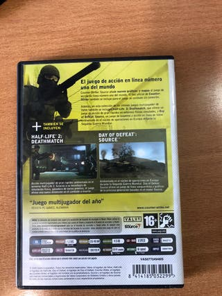 Juego PC Counter Strike