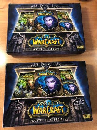Juego World Of Warcraft Battle Chest