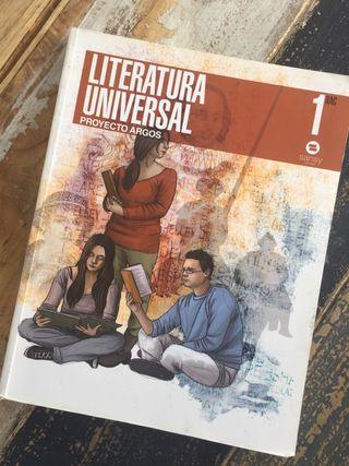 Literatura universal, Proyecto Argos