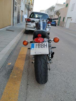 Yamaha Virago XV535 91