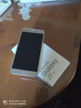 Móvil Samsung j7