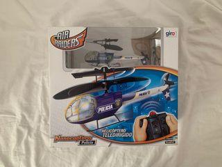 Helicóptero Teledirigido Air Raiders