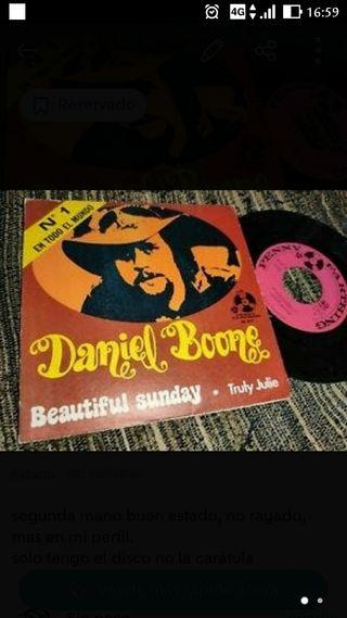 Vinilo Daniel Boone