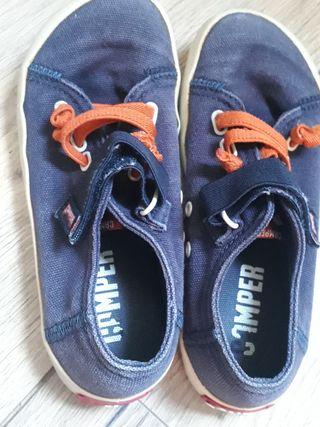 Zapatillas camper 31 niño