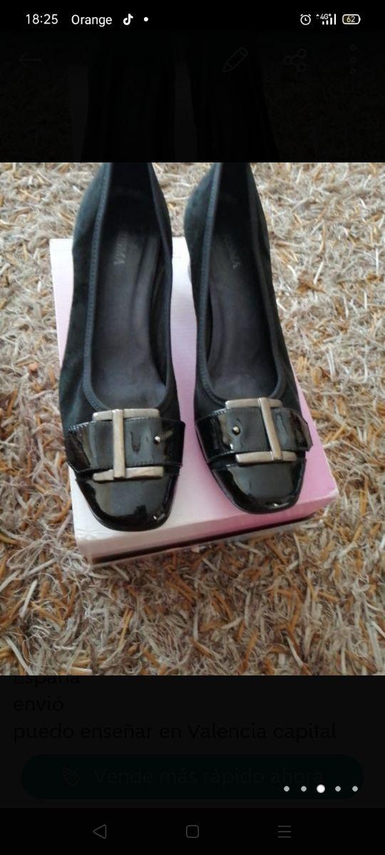 zapato vestir señora 37
