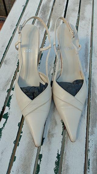 zapatos Lodi novia