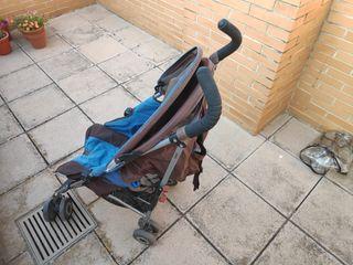 silleta MACLAREN usada el invierno pasado, nueva,