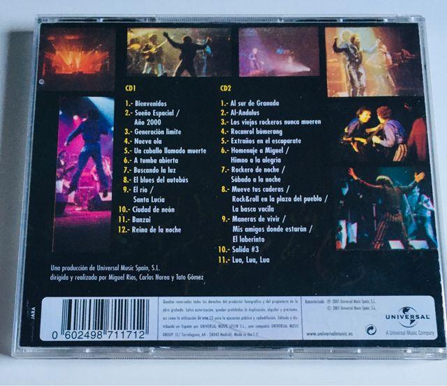 MIGUEL RIOS : Rock & Rios 2 Discos 2 cd