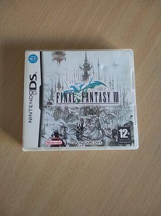 Nintendo DS - Final Fantasy III