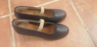 Zapatos Conservatorio número 33