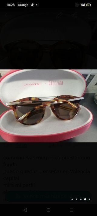 gafas de sol Dulceida Miss Hampton
