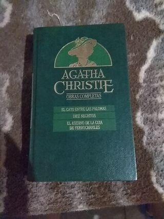 NOVELA AGATHA CHRISTIE (OBRAS COMPLETAS)
