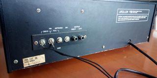 Sintonizador de radio con vu-meter APOLLON TR-350
