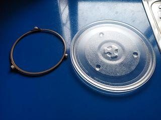 Plato de microondas 27cm de diámetro + disco metal