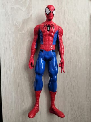Muñeco Spiderman articulado