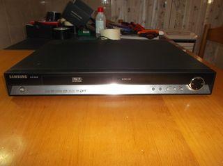 DVD Grabador TDT SAMNSUNG disco duro 160 gb