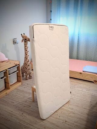 Colchón de cuna de Ikea