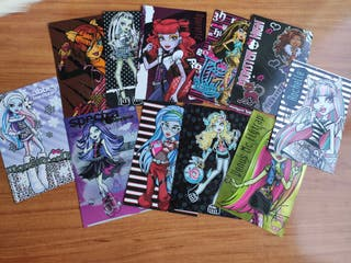 Postales Monster High