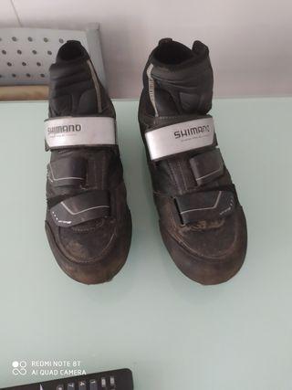 zapatillas shimano goretex
