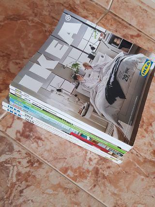catalogó Ikea
