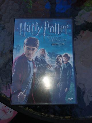 DVD Harry Potter y el misterio del príncipe