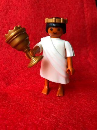 playmobil julio cesar cenador romano