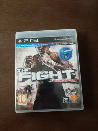 The Fight Lucha o Muere para PS3