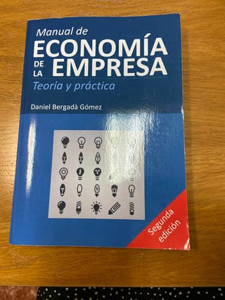 Manual de Economia de Empresa