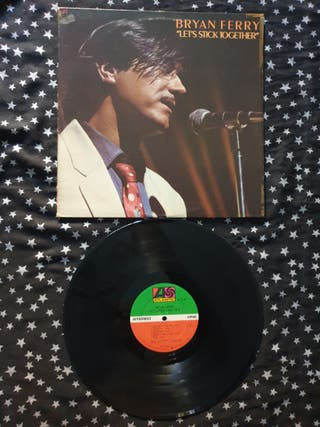 Bryan Ferry disco vinilo