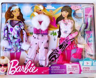 Conjuntos de Ropa Barbie Fashionistas N4855