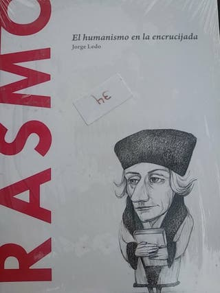 ERASMO, Jorge Ledo+REGALO libro
