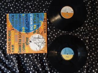 Joe Jackson disco vinilo