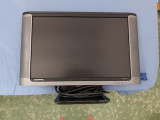 Pantalla para ordenador con cable HDMI