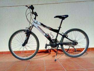 Biciceta 24 pulgadas - Edad 9 a 12 años