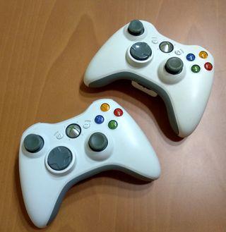 Dos mandos XBOX 360