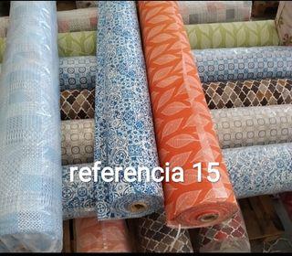 METREADO de loneta para tapizado de caravanas