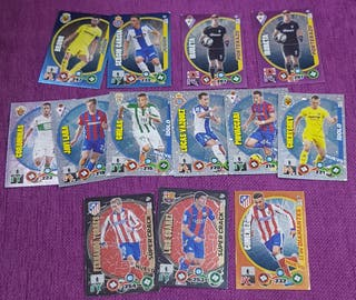 Cromos adrenalyn 2014-15