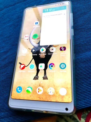 Xiaomi mi mix 2s impoluto