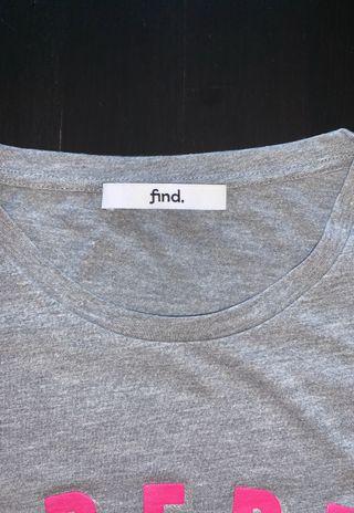Camiseta mensaje