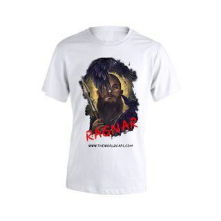 Camiseta de RAGNAR de Vikingo