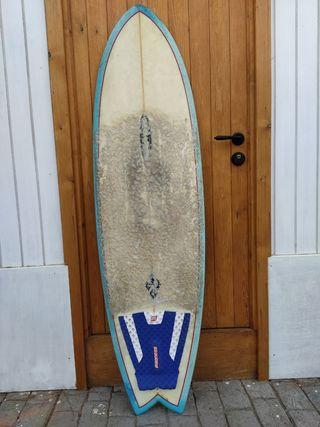 tabla surf 5.11 fish