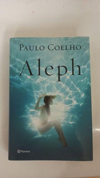 Libro Aleph Paulo Coelho