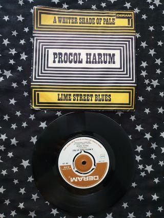 Procol Harum disco vinilo