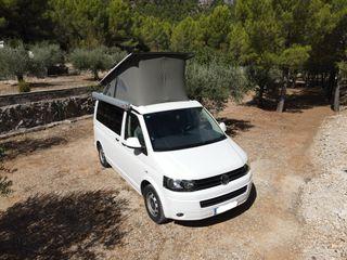 Volkswagen California Beach 2012 (con extras)