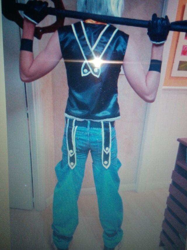 Disfraz de Riku (Kingdom Hearts)