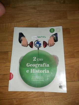 Libro de geografía I 2ESO