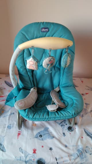 Hamaca reclinable chicco